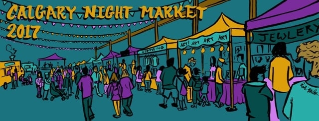 Southcentre Summer Night Markets