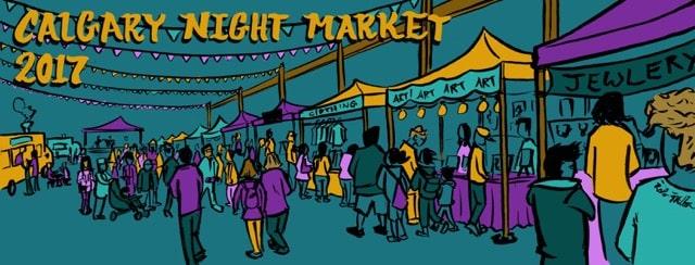 Southcentre Summer Night Markets