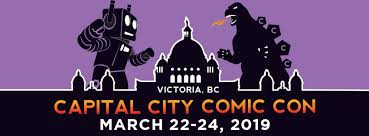 Victoria's Capital City Comic Con