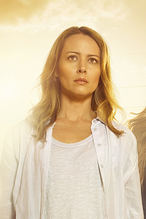 Amy Acker - Caitlin Strucker from The Gifted
