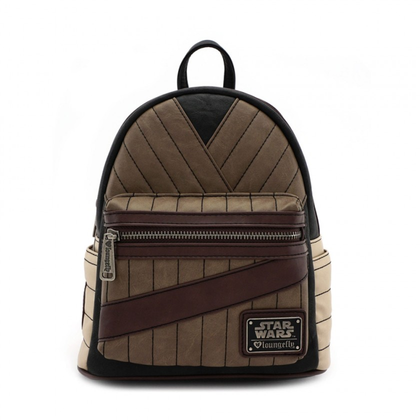 Star Wars  The Last Jedi Rey Cosplay Faux Leather Mini Backpack by ... 60ff962bda940