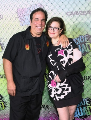 Amanda Conner and Jimmy Palmiotti