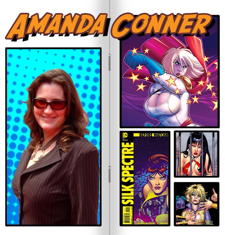 Amanda Conner - Harley Quinn