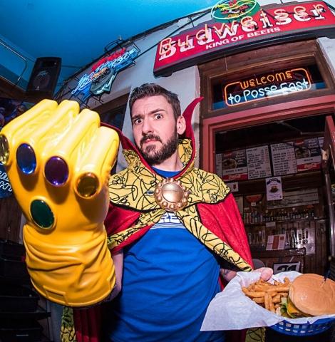 Donny Cates - Thanos, Dr. Strange