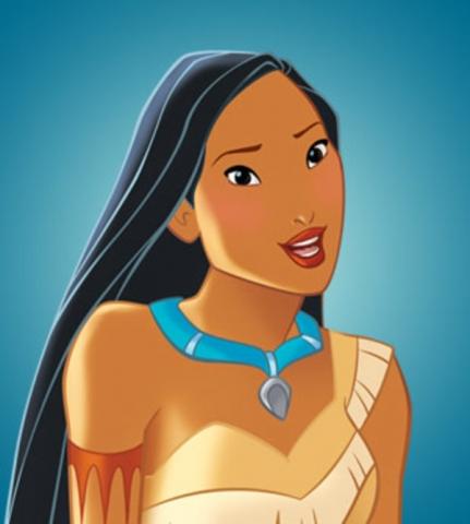 Irene Bedard - Pocahontas, Roughnecks: The Starship Troopers Chronicles