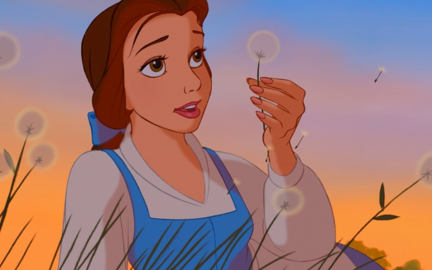 Paige-O'Hara - Belle from Beauty & The Beast