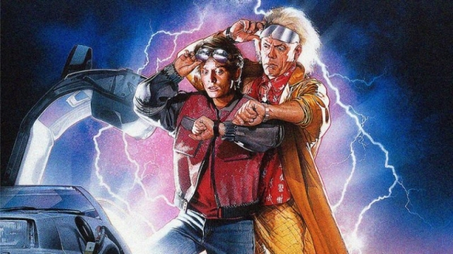 Drew Struzan - artist behind the iconic Back to the Future posters, as well as his classic movie posters for Star Wars, Indiana Jones and E.T.