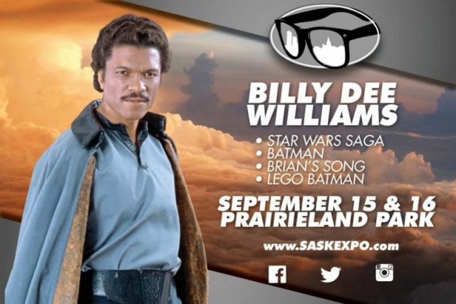 Billy Dee Williams - Star Wars, Batman, Lego Batman, Brian's Song
