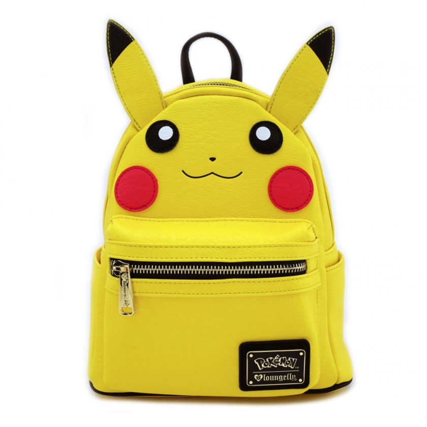 Pokémon Pikachu Cosplay Faux Leather Mini Backpack by Loungefly ... 8152841a5c99d