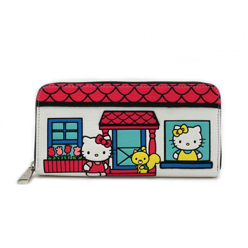 Hello Kitty - House Wallet by Loungefly Canada - ZoltanGal c6c8c805e07c6