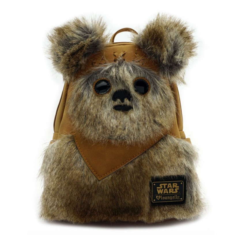 Star Wars - Ewok Mini Backpack by Loungefly Canada - ZoltanGal cdae76fea1a64