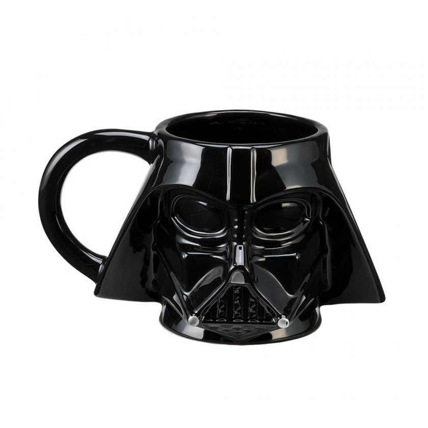 Star Wars Darth Vader 18 oz  Sculpted Ceramic Mug