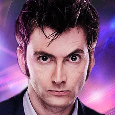 David Tennant - Doctor Who, Jessica Jones, Broadchurch, Harry Potter, Duck Tales