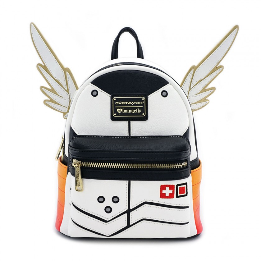 Overwatch Mercy Mini Backpacks by Loungefly Canada 1e3bd35b657c5