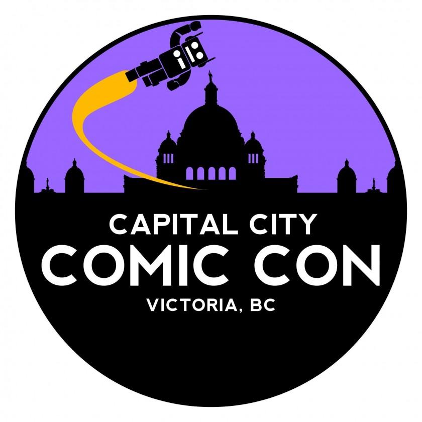 Capital City Comic Con - Victoria
