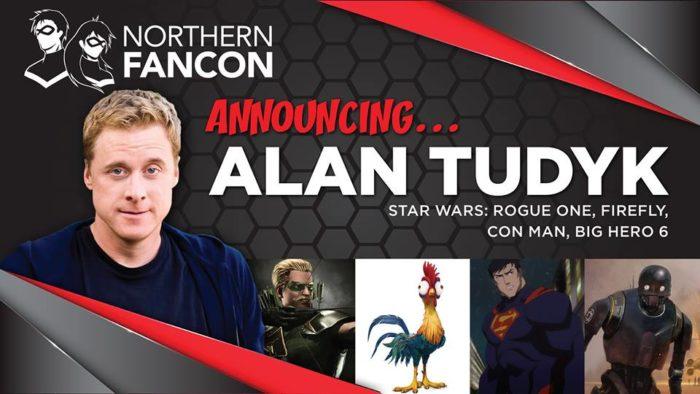 Alan Tudyk - Star Wars: Rogue One, Firefly, Con Man, Big Hero 6