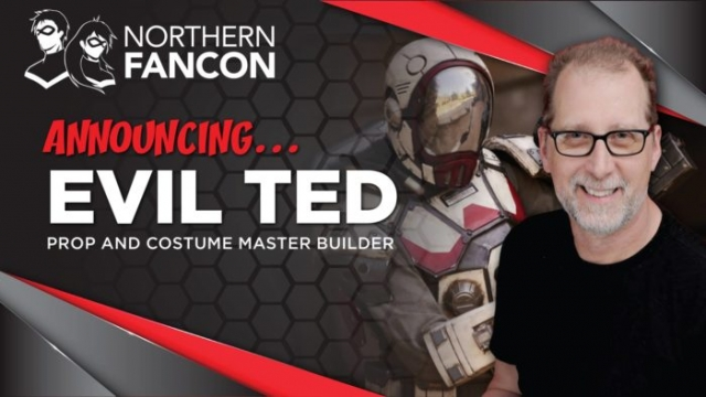Evil Ted - Prop and Costume Master Builder