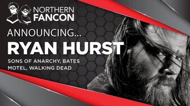 Ryan Hurst - Sons of Anarchy, Bates Motel, Walking Dead