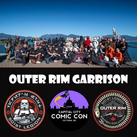 501st Legion Outer Rim Garrison