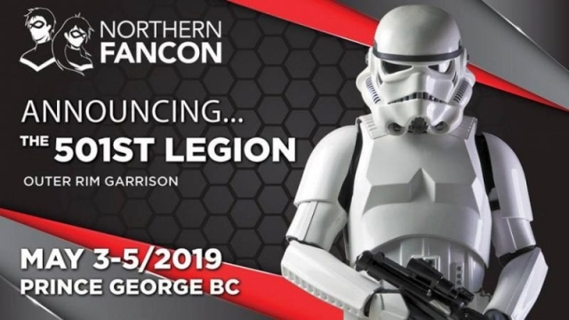 Outer Rim Garrison of The 501st Legion
