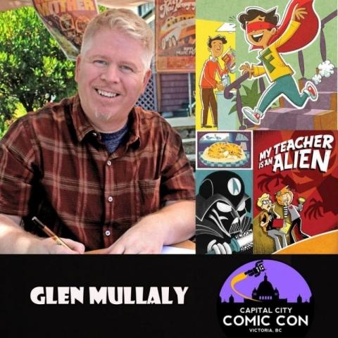Glen Mullaly Illustration