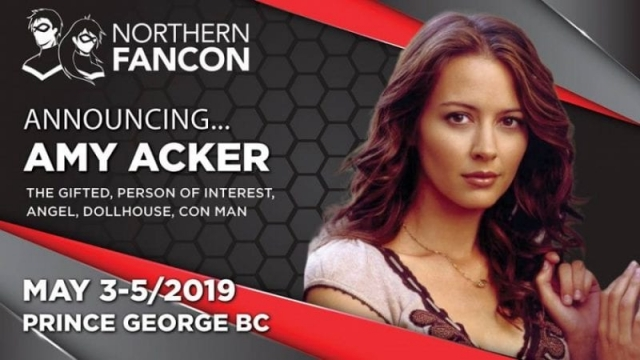 Amy Acker - The Gifted, Person of Interest, Con Man, Dollhouse, Alias, Angel, Agents of S.H.I.E.L.D., Suits & More!