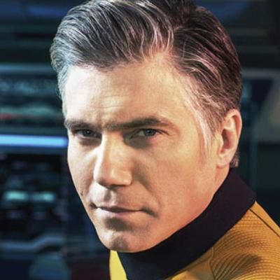 Anson Mount - Star Trek: Discovery