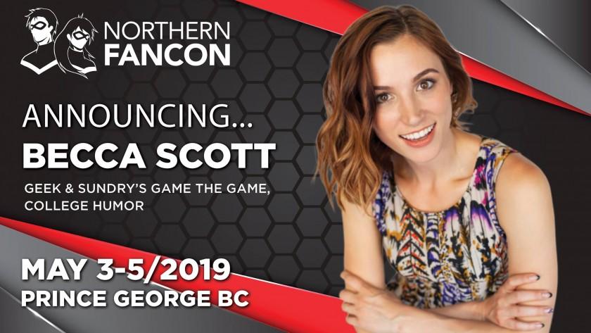 Becca Scott - Geek & Sundry