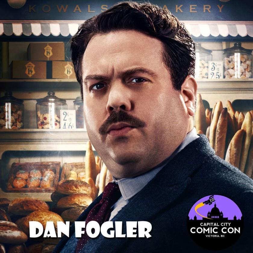 Dan Fogler - Fantastic Beasts,  Balls of Fury, #Fanboys, Don Peyote, Good Luck Chuck, Horton Hears a Who! and Kung Fu Panda