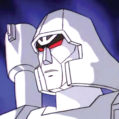 Frank Welker - Megatron in the Transformers franchise