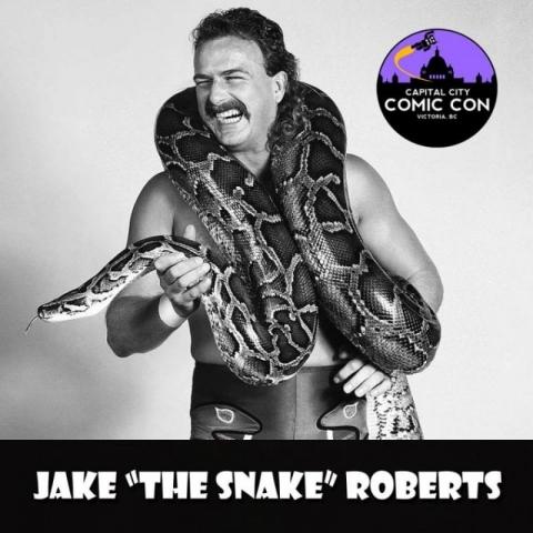 """Jake """"The Snake"""" Roberts - WWF/WWE"""