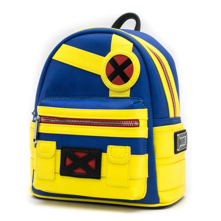 Marvel - Cyclops Mini Backpack by Loungefly Canada - ZoltanGal 9ccaf862bb521