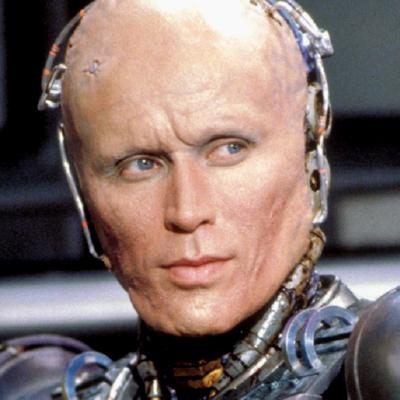 Peter Weller - Robocop, RoboCop 2, Adventures of Buckaroo Banzai Across the 8th Dimension, Star Trek Into Darkness