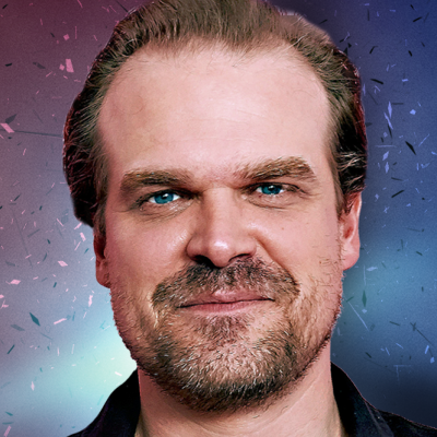 David Harbour - Stranger Things, Hellboy, Quantum of Solace, Suicide Squad