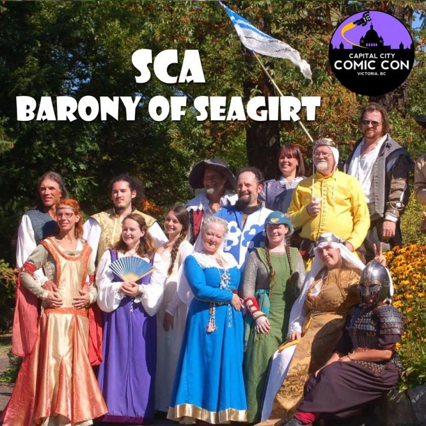SCA Barony of Seagirt