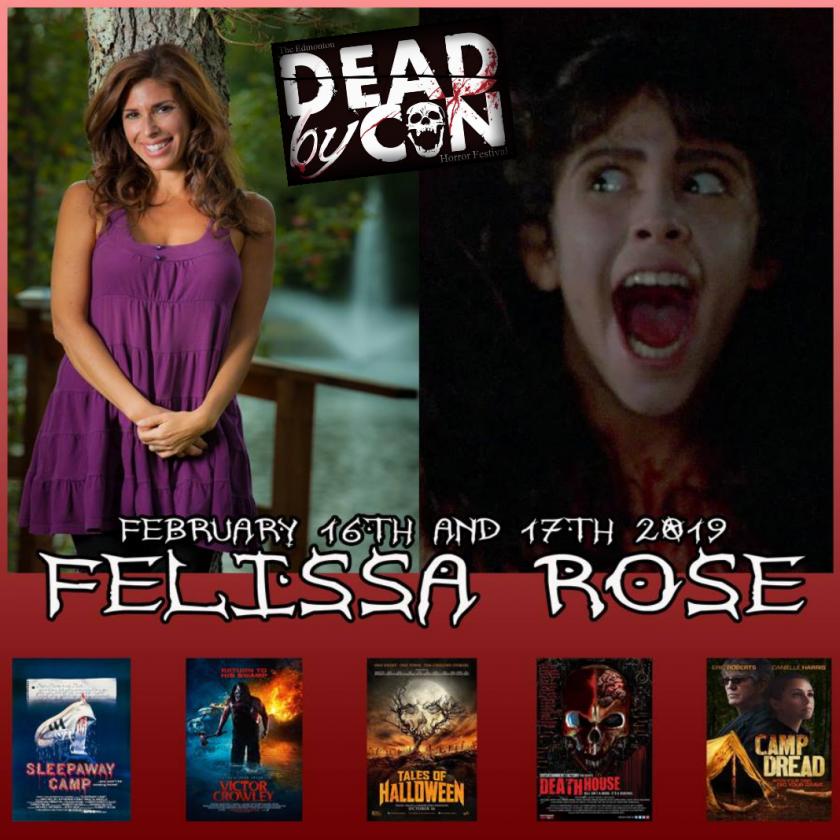 FFelissa Rose - Sleepaway Camp, Death House, Camp Dread