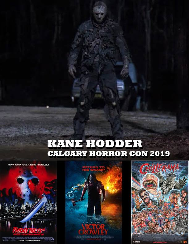 Kane Hodder - Friday the 13th 7-10