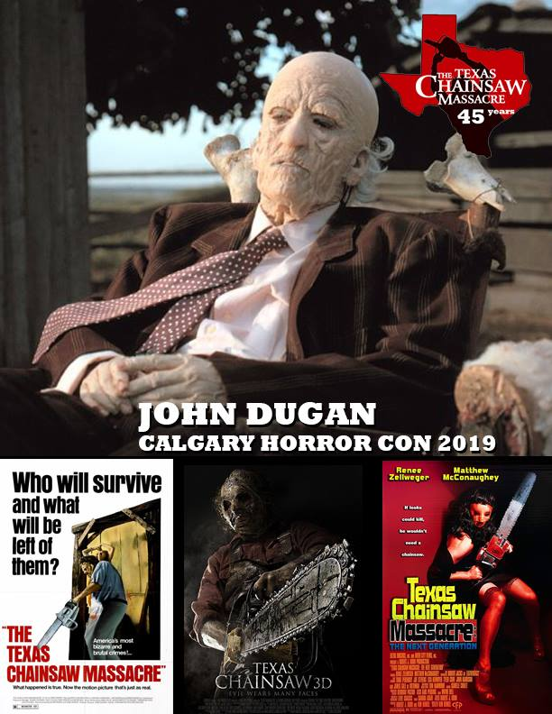 John Dugan - Chainsaw Massacre