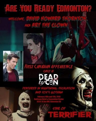 David Howard Thornton - Terrifier