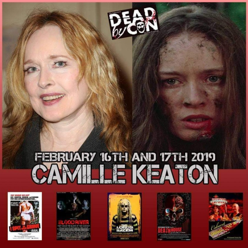 Camille Keaton - What Have You Done To Solange?, Savage Vengeance, Death House