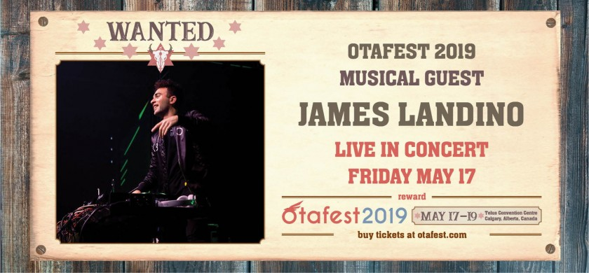 James Landino - Closing out a Friday night at Otafest full of fantastic music