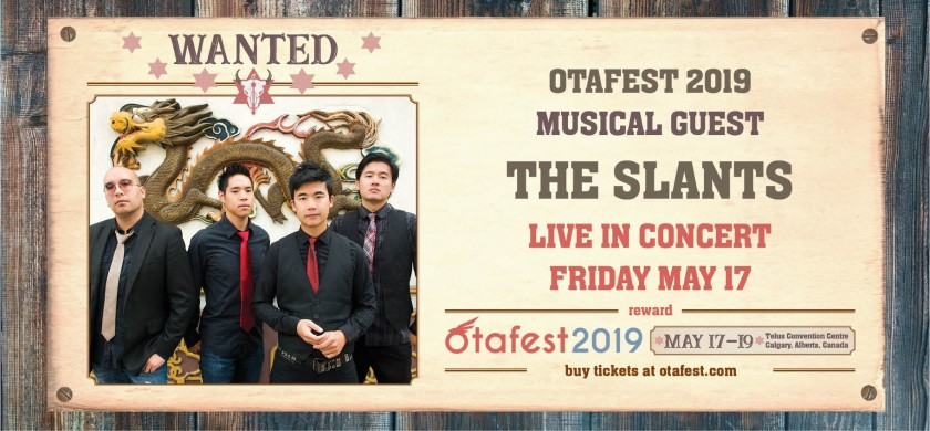 The Slants - Live in concert at Otafest 2019!