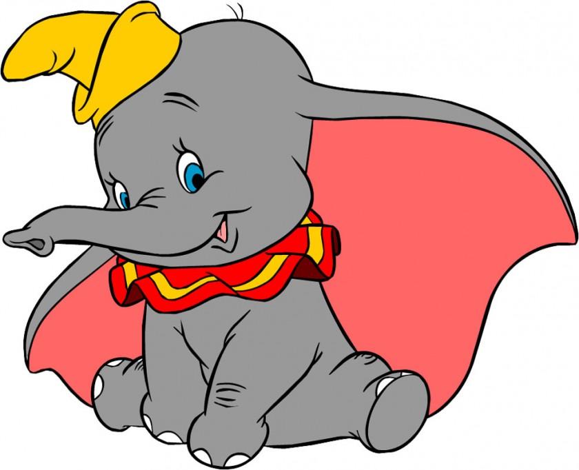 Disney - Dumbo Print Bifold Wallet