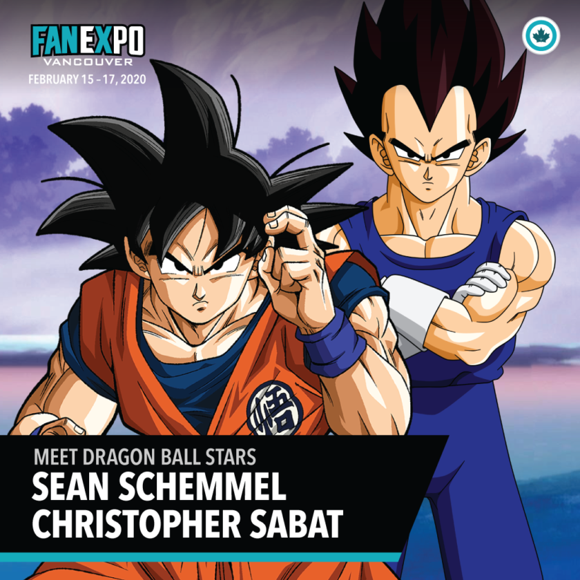 Sean Schemmel AND Christopher Sabat