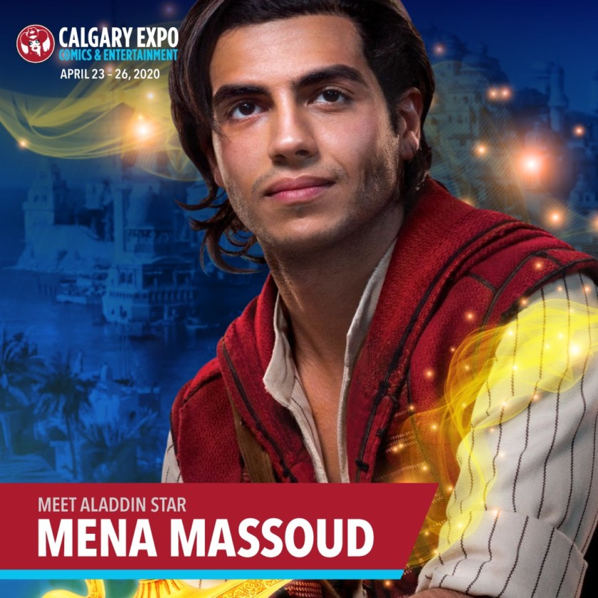 Mena Massoud
