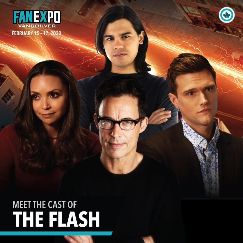 Tom Cavanagh, Dani Nicolet, Hartley Sawyer, Carlos Valdes