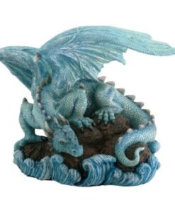 Dragon Statuettes